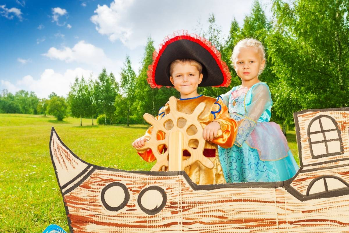Pirates and Princess