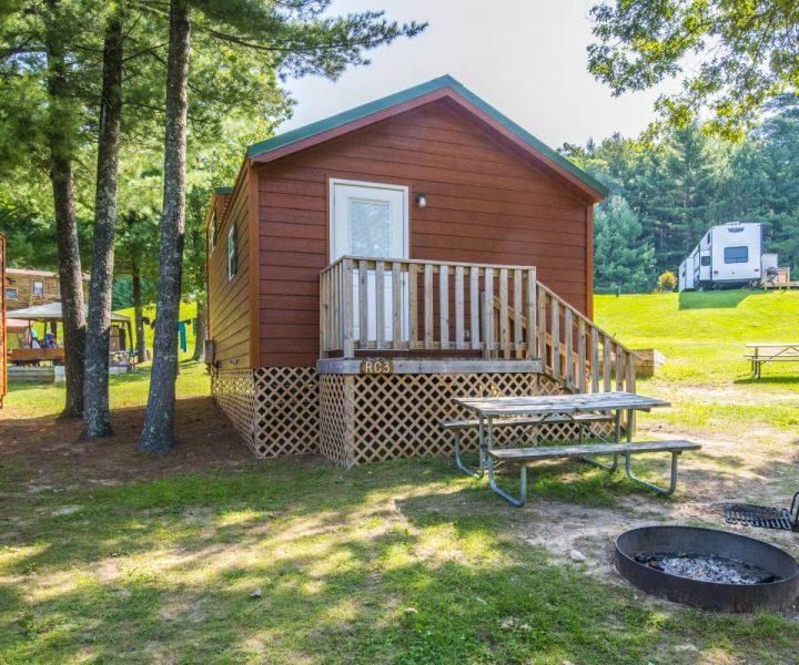 Ranger Cabin Exterior