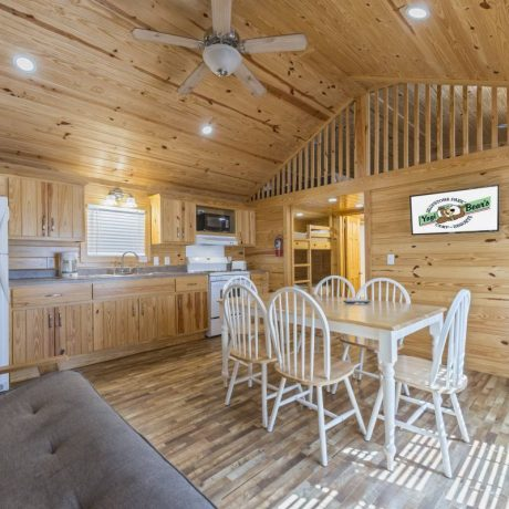 Ranger Cabin Interior