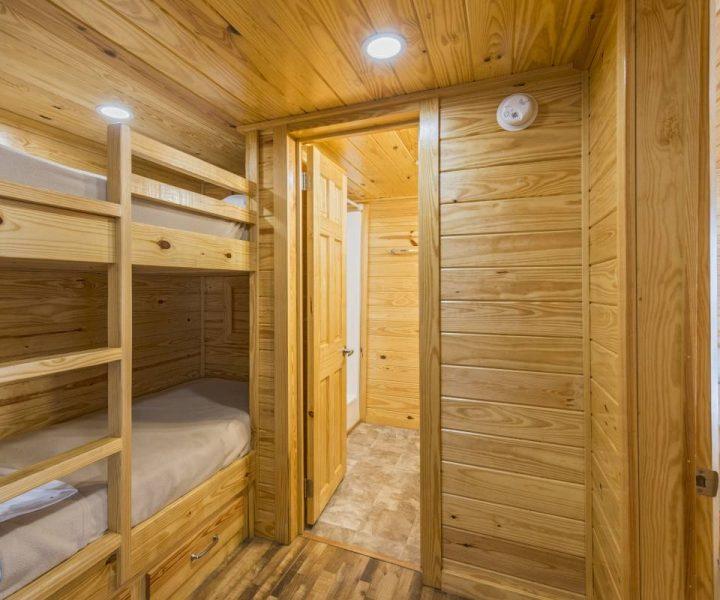Ranger Cabin Beds