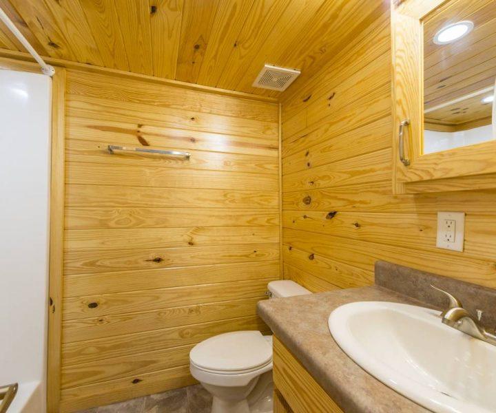 Ranger Cabin Bathroom
