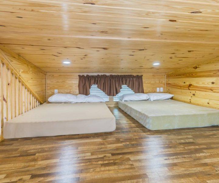 Ranger Cabin Loft