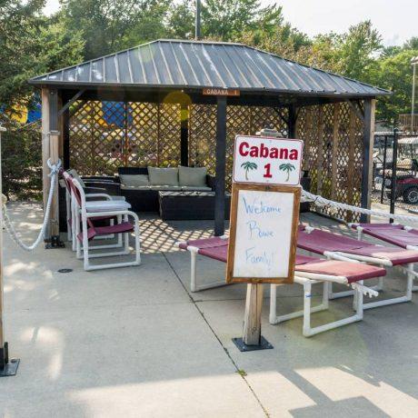 Cabana Rentals
